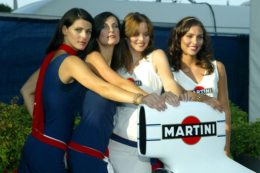 Полуобнаженные красавицы Формулы 1. Фото № 36