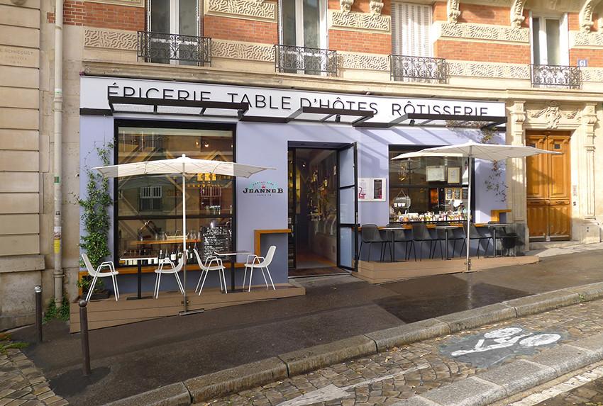 Рестораны Парижа. Фото № 1