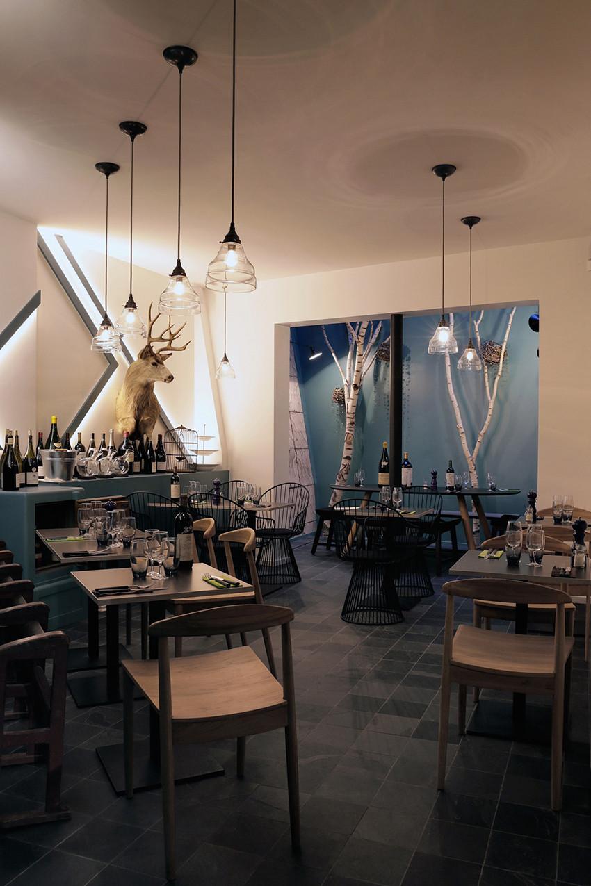 Рестораны Парижа. Фото № 5