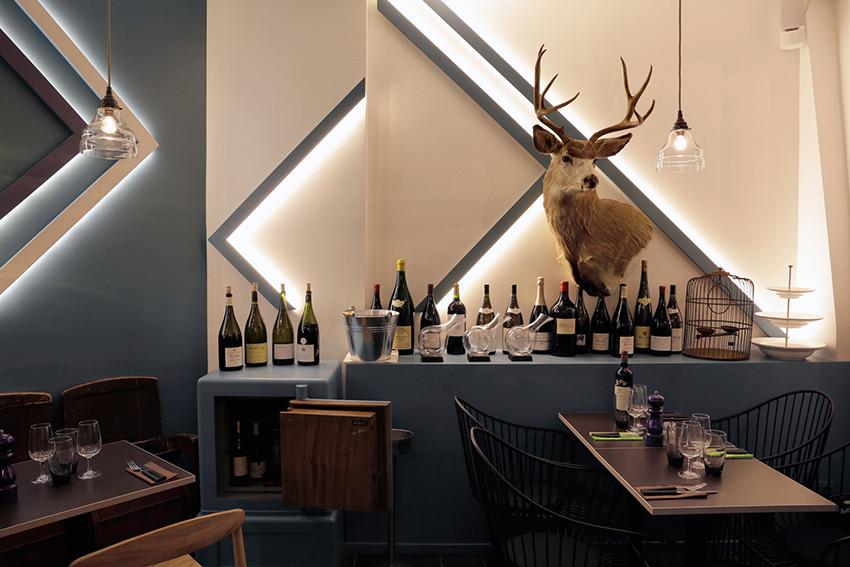 Рестораны Парижа. Фото № 6