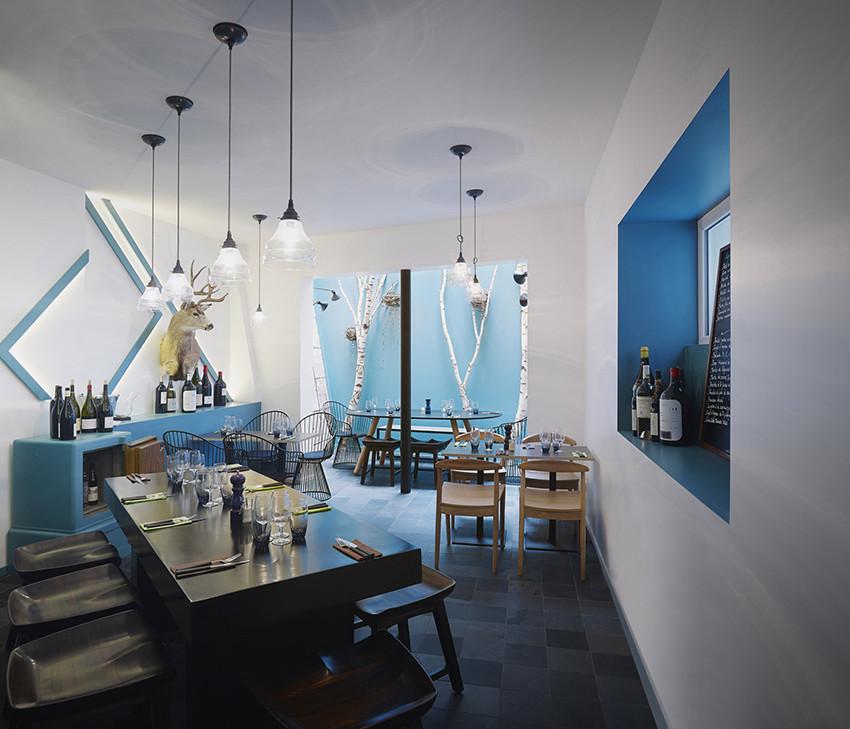Рестораны Парижа. Фото № 8
