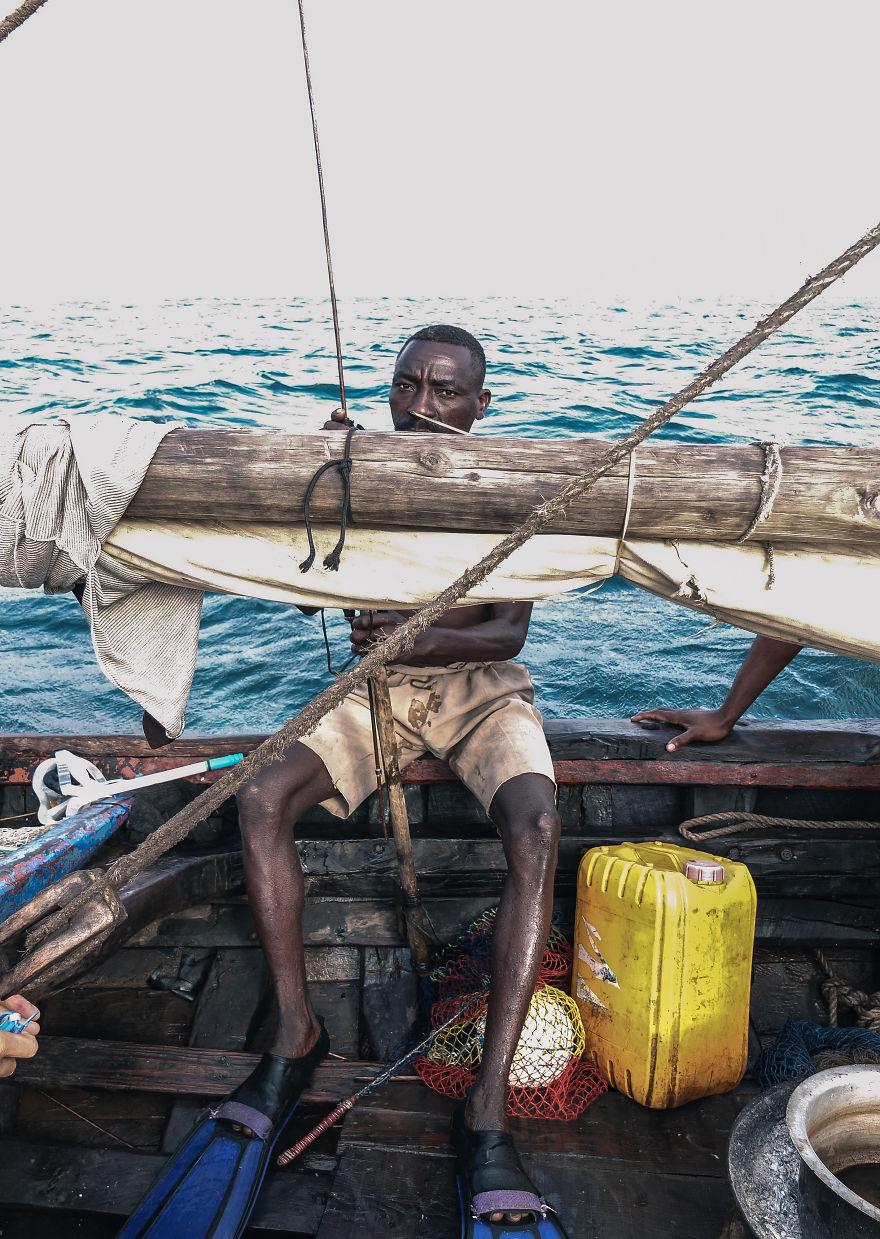 Рыбалка в Кении. Фото № 1