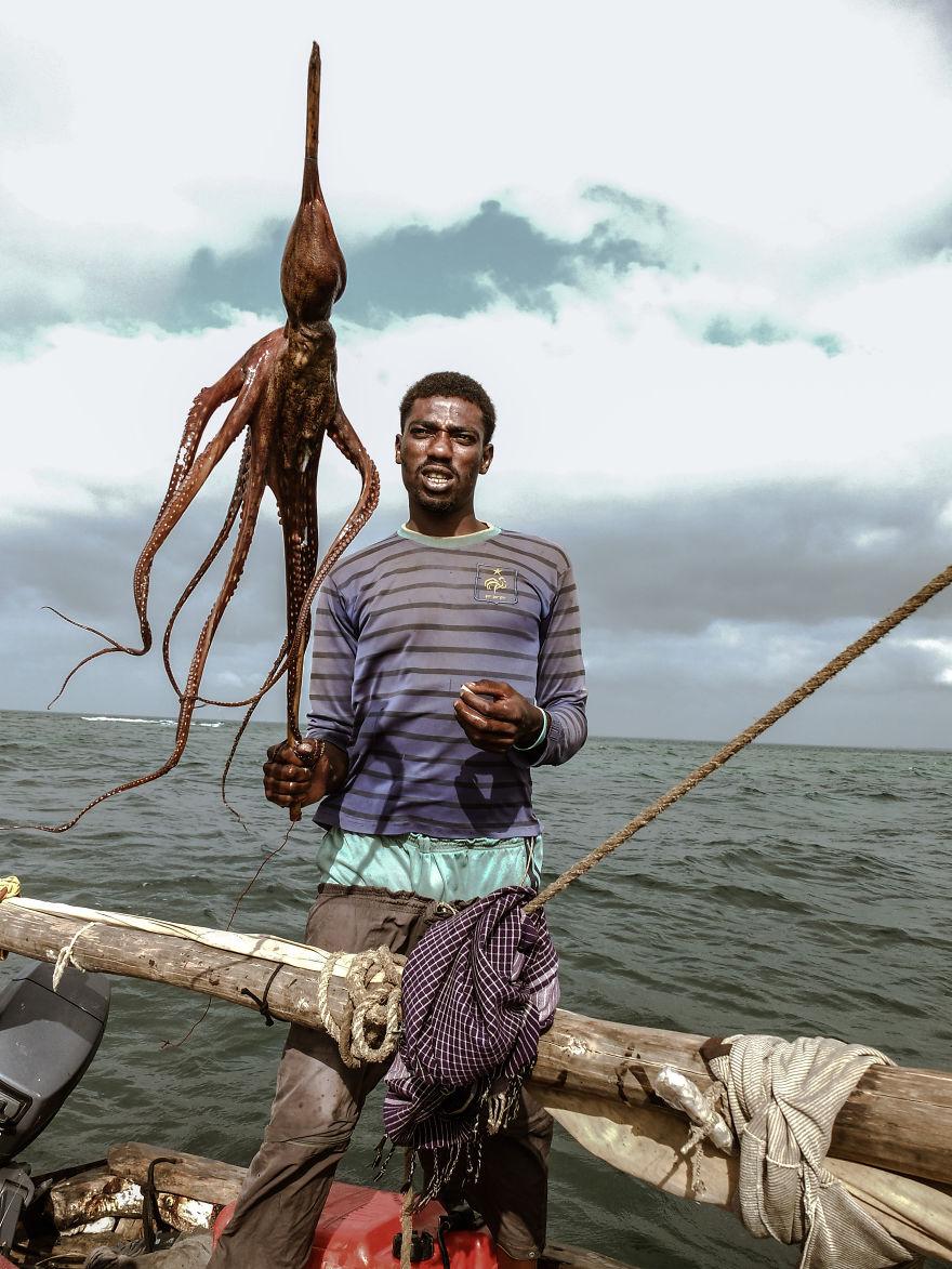 Рыбалка в Кении. Фото № 2