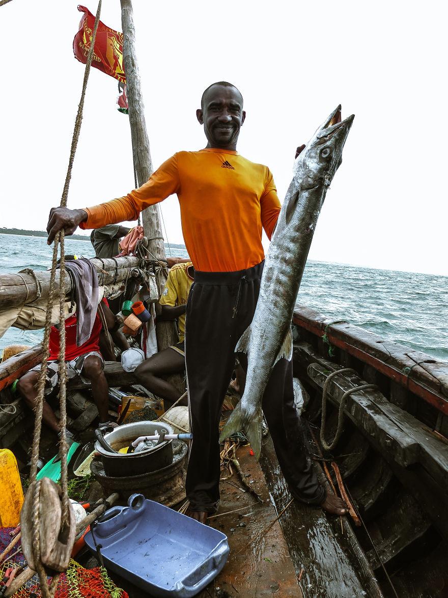 Рыбалка в Кении. Фото № 3