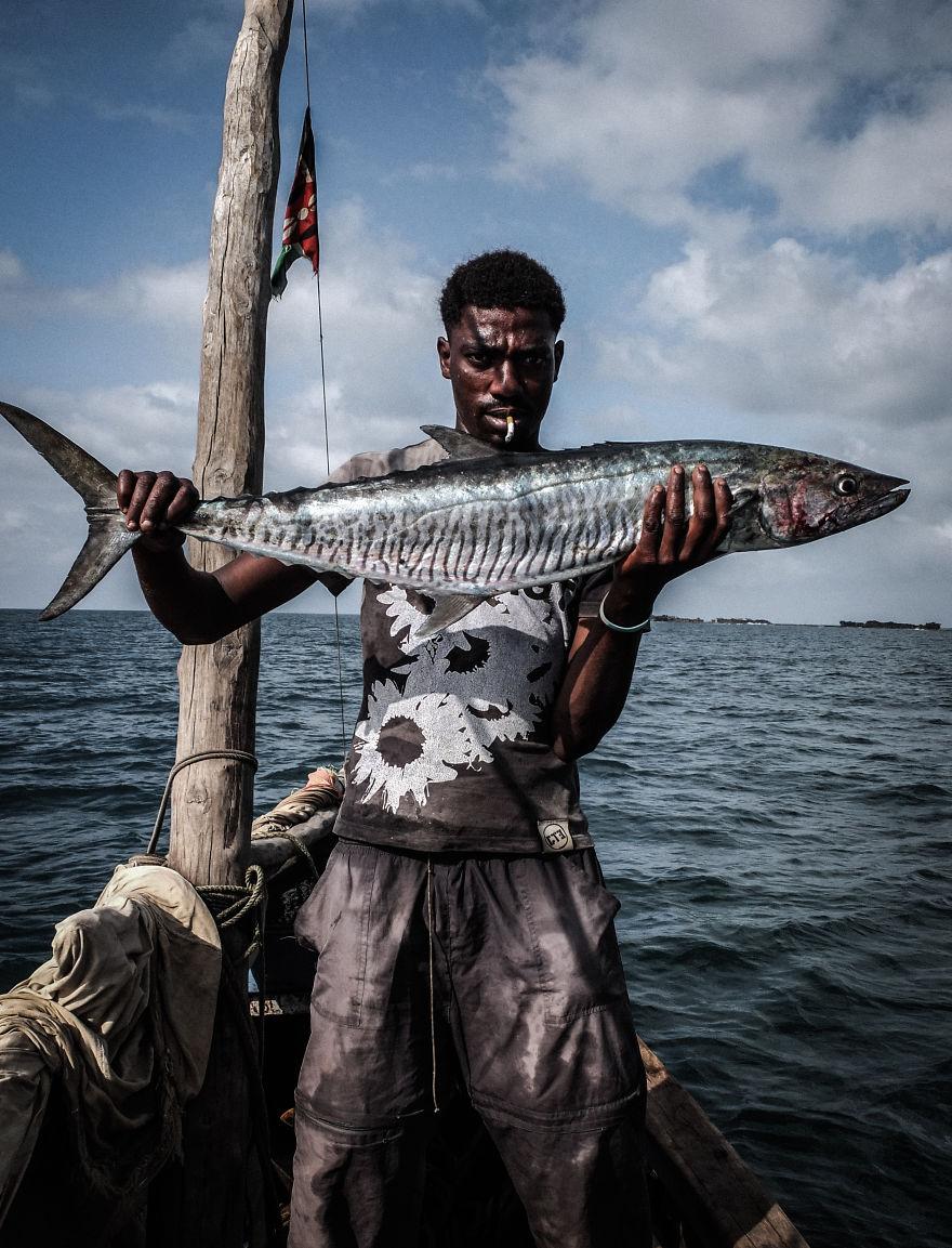 Рыбалка в Кении. Фото № 4