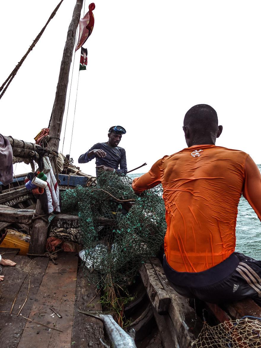 Рыбалка в Кении. Фото № 8