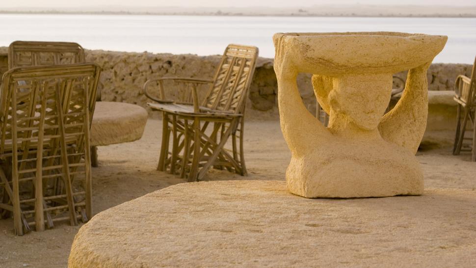 Туризм, отдых, оазис, пустыня. Фото № 5