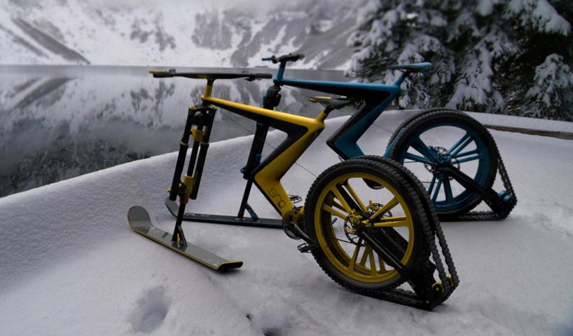 Велосипед для зимы. Фото № 1