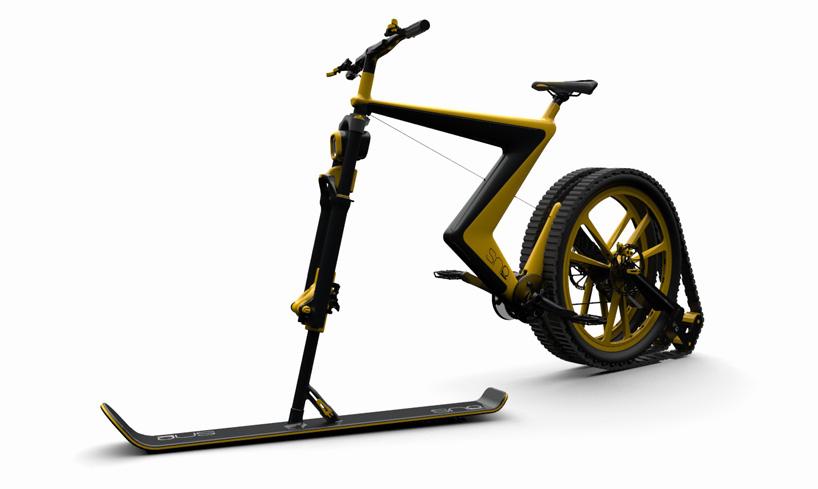 Велосипед для зимы. Фото № 4