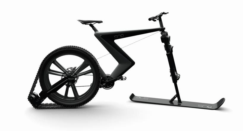 Велосипед для зимы. Фото № 6