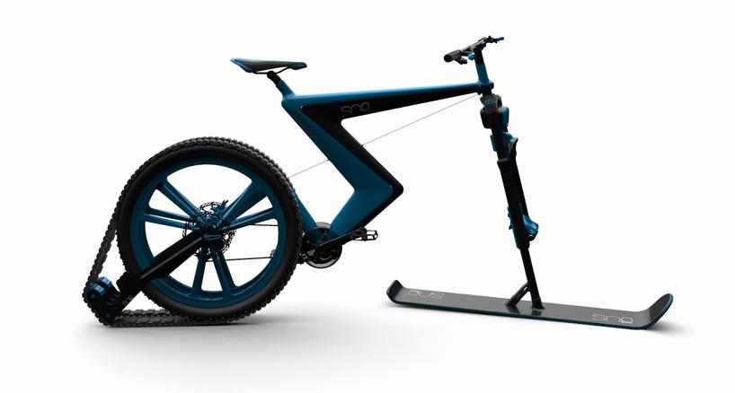 Велосипед для зимы. Фото № 7