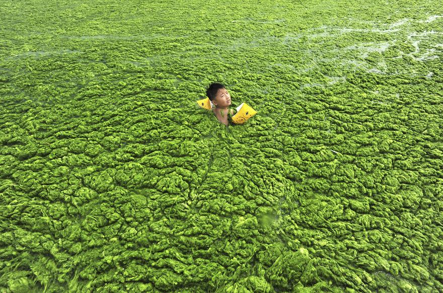 Загрязнение Китая. Шок. Фото № 1