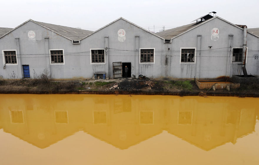 Загрязнение Китая. Шок. Фото № 10