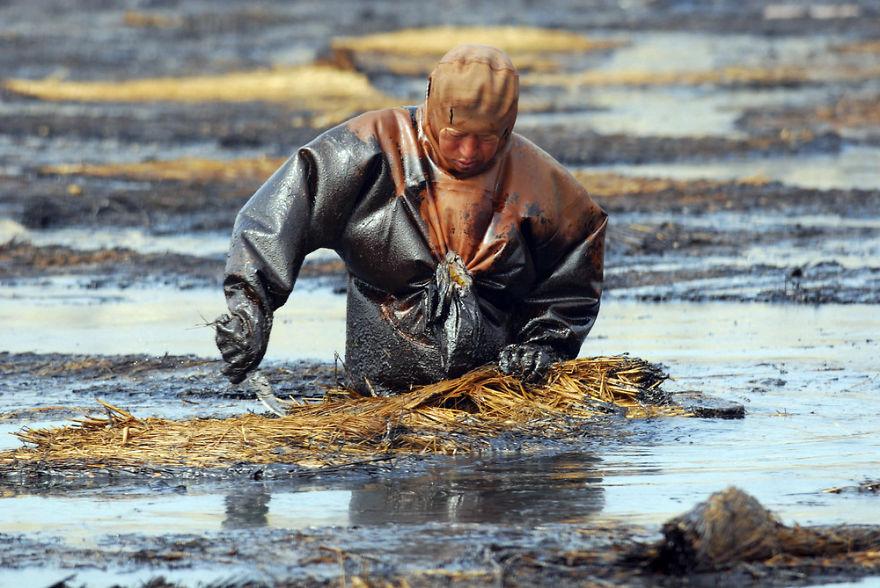 Загрязнение Китая. Шок. Фото № 18