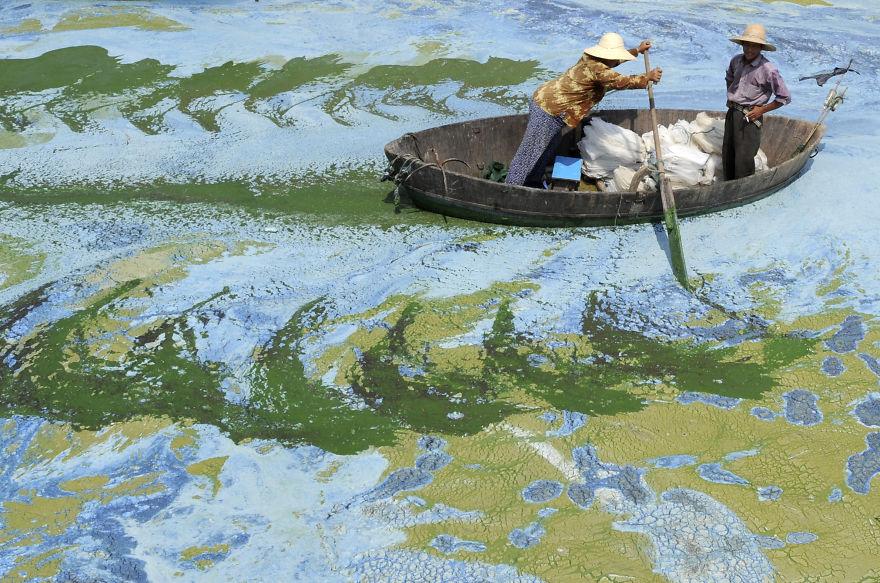 Загрязнение Китая. Шок. Фото № 4
