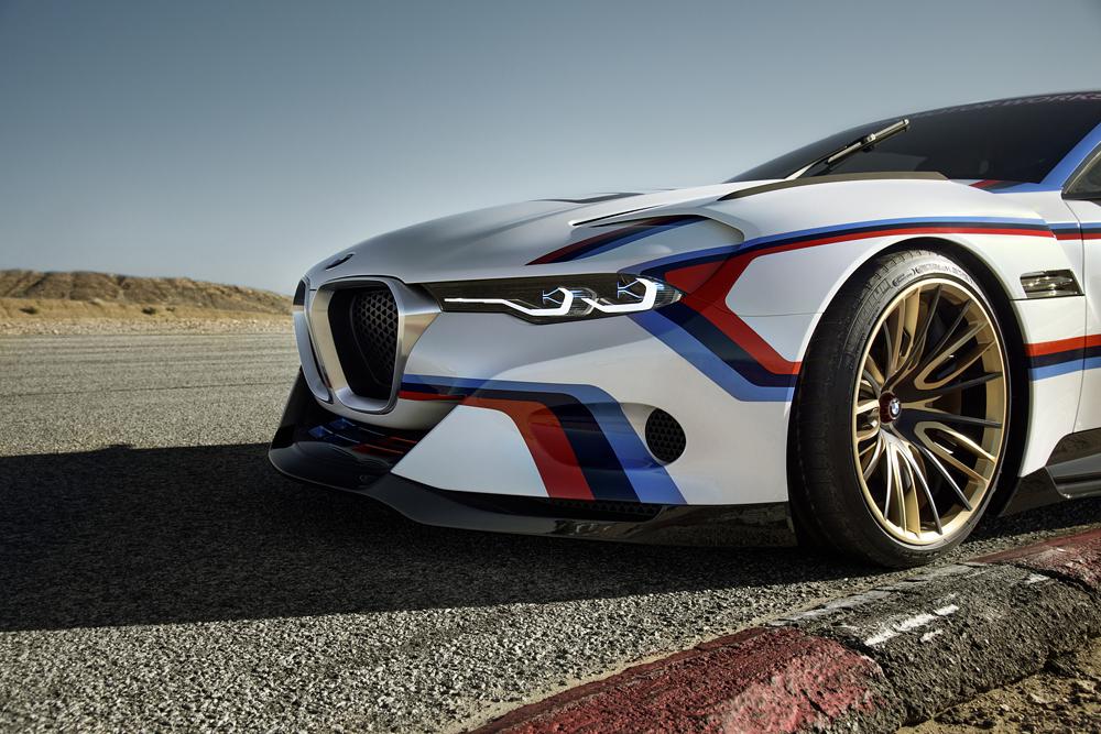 BMW 3.0 CSL Hommage R. Фото № 10