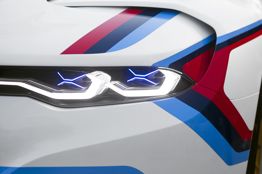 BMW 3.0 CSL Hommage R. Фото № 12