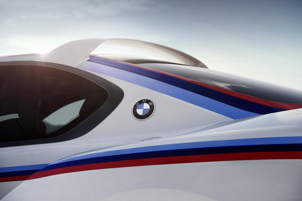 BMW 3.0 CSL Hommage R. Фото № 13