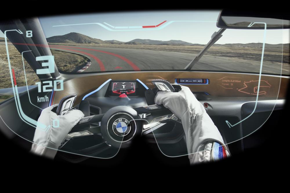 BMW 3.0 CSL Hommage R. Фото № 14