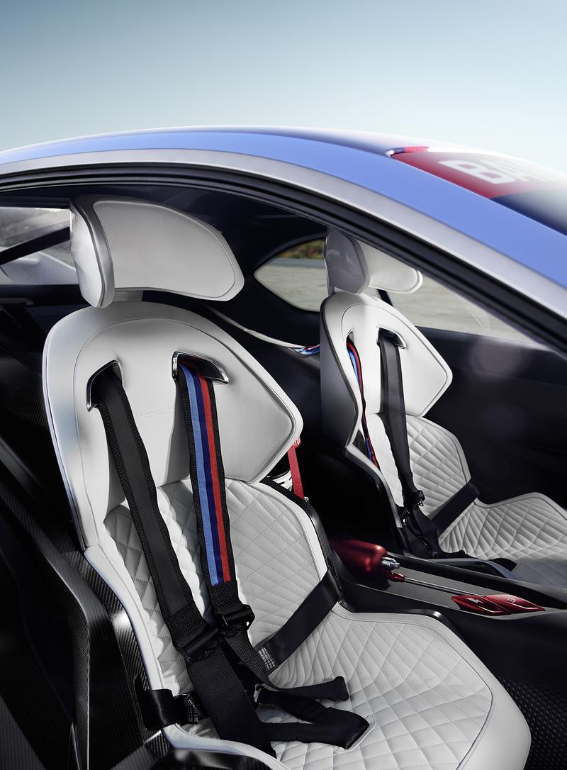 BMW 3.0 CSL Hommage R. Фото № 9