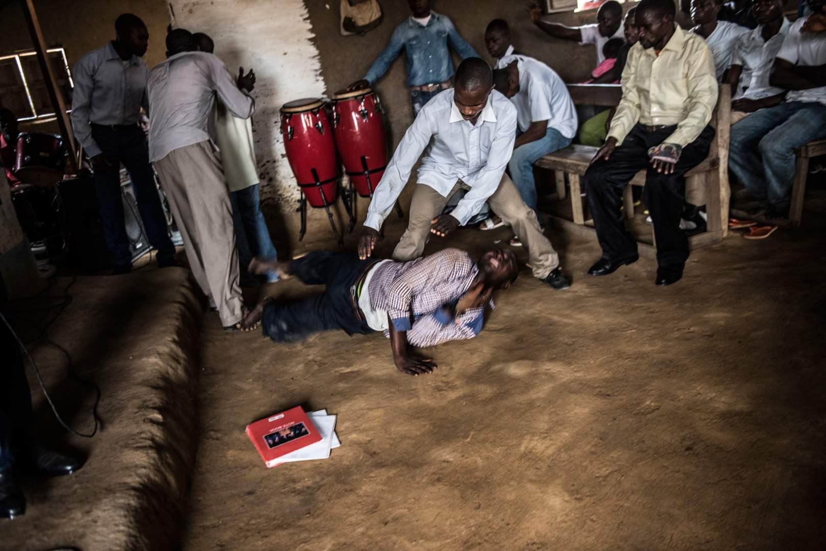 Добыча алмазов в Демокартической Республике Конго. Фото № 17