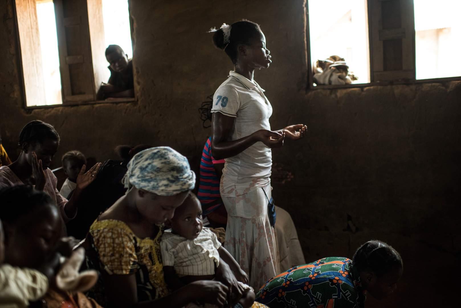 Добыча алмазов в Демокартической Республике Конго. Фото № 18