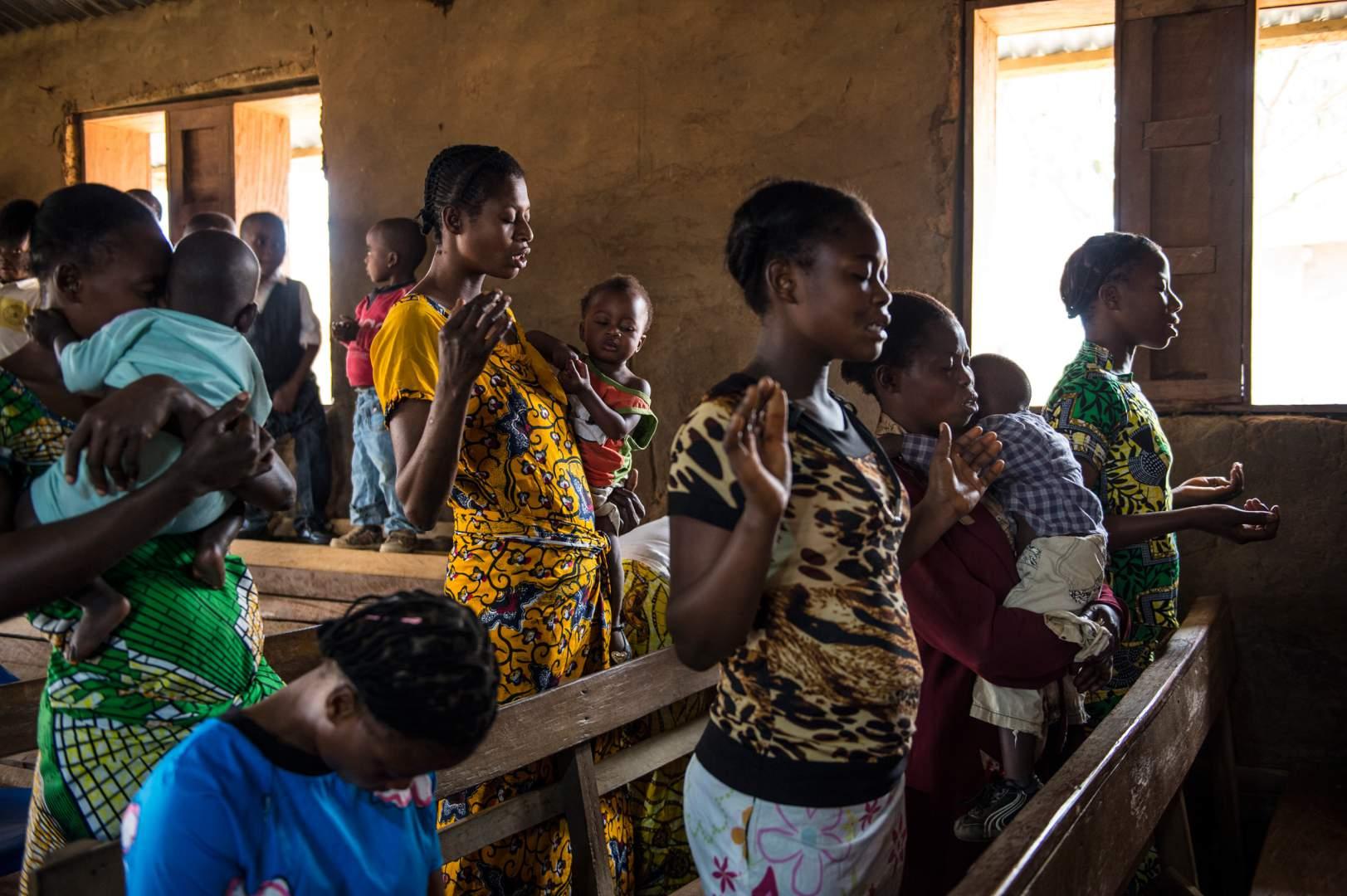 Добыча алмазов в Демокартической Республике Конго. Фото № 19