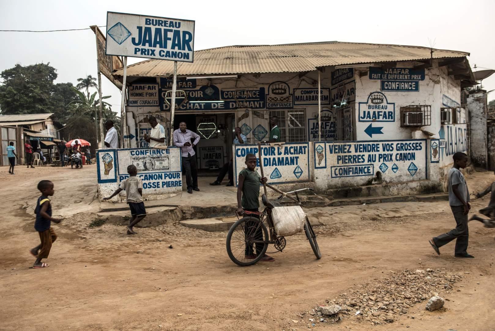 Добыча алмазов в Демокартической Республике Конго. Фото № 20