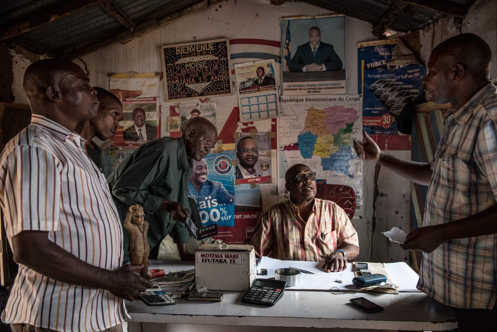 Добыча алмазов в Демокартической Республике Конго. Фото № 21