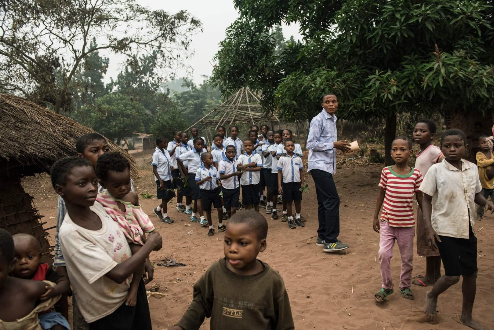 Добыча алмазов в Демокартической Республике Конго. Фото № 4