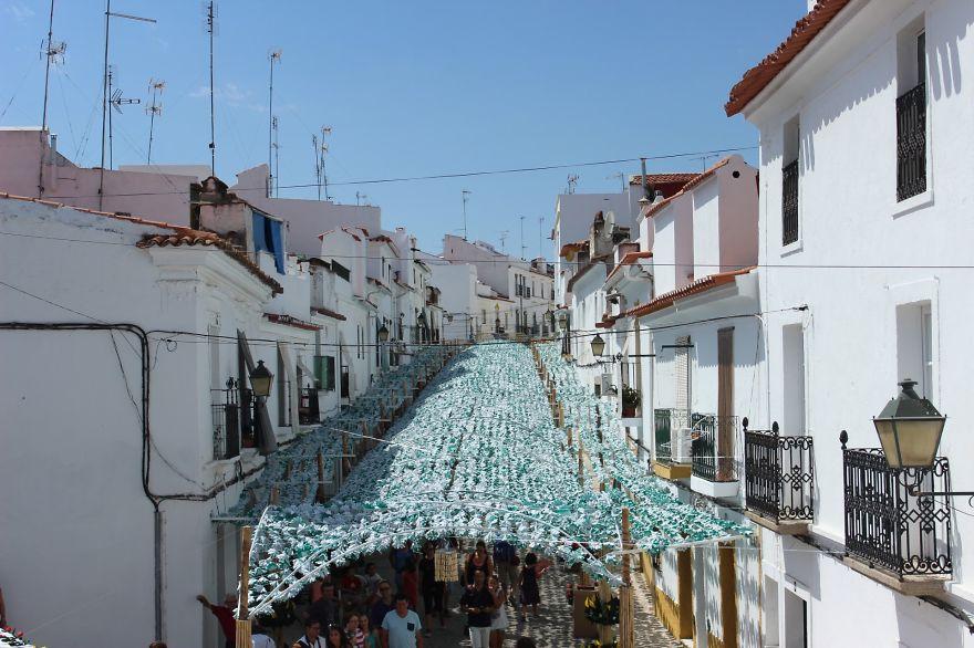 Фестиваль цветов в Португалии. Фото № 21