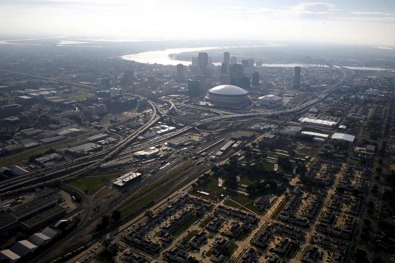 Фотографии Нового Орлеана спустя 10 лет после урагана Катрина_1