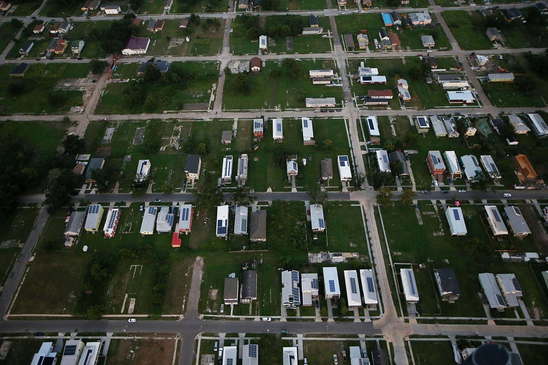 Фотографии Нового Орлеана спустя 10 лет после урагана Катрина_12