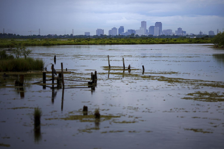 Фотографии Нового Орлеана спустя 10 лет после урагана Катрина_17