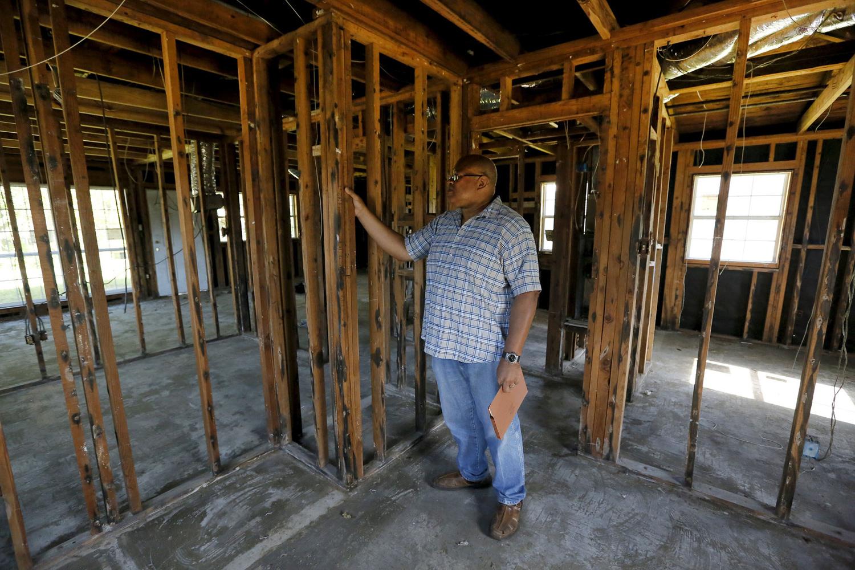 Фотографии Нового Орлеана спустя 10 лет после урагана Катрина_23