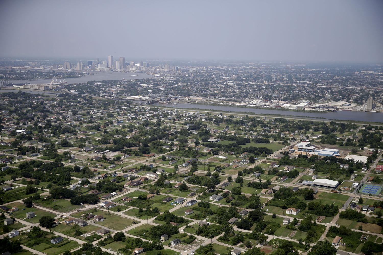Фотографии Нового Орлеана спустя 10 лет после урагана Катрина_25
