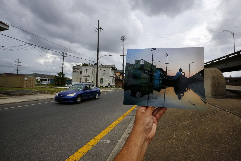Фотографии Нового Орлеана спустя 10 лет после урагана Катрина_29