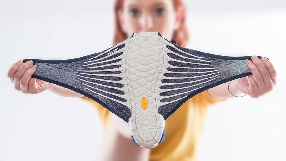Фурошики. Японская обувь из ткани. Фото № 1