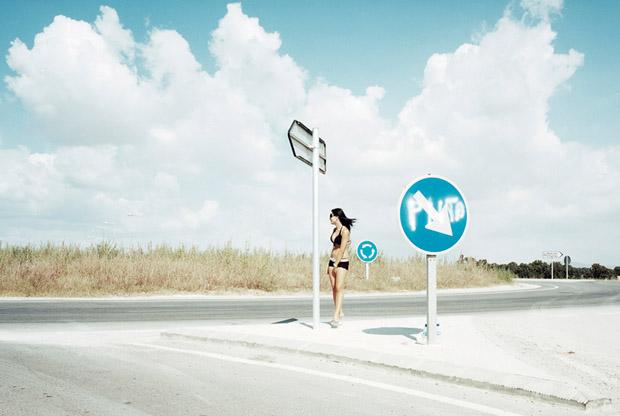 Проститутки ждут клиентов у дороги. Фото № 2