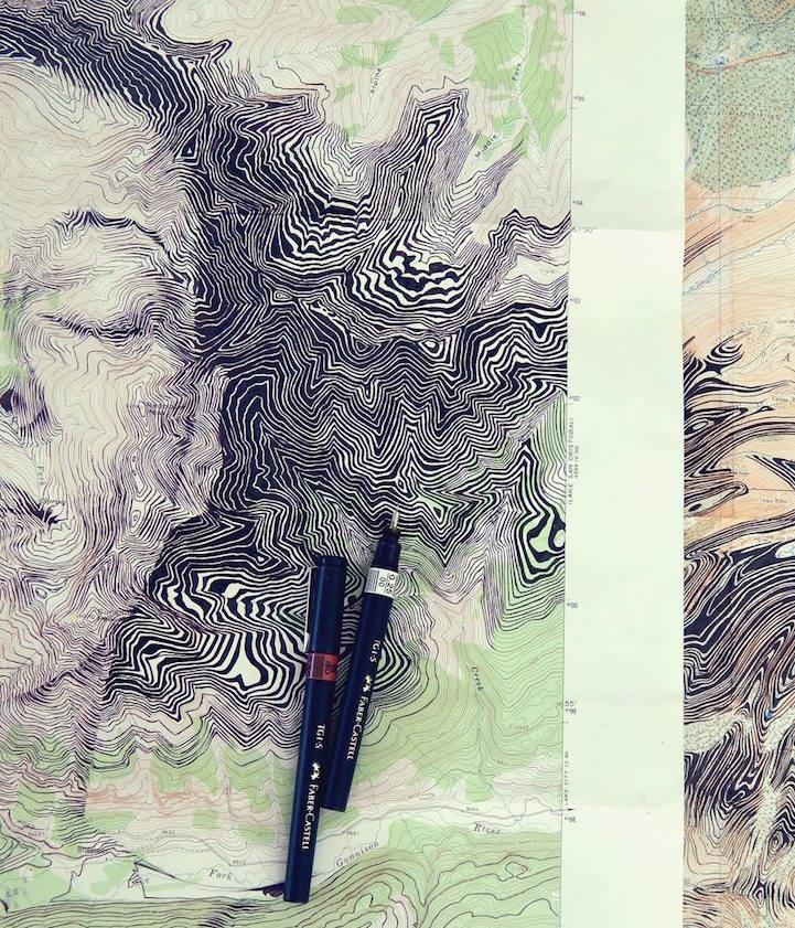 Рисование шариковой ручкой. Фото № 10