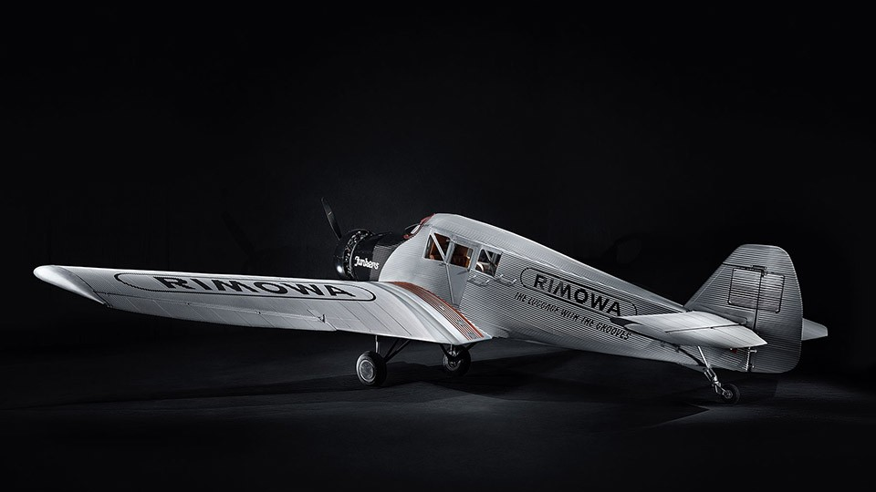 Самолет Юнкерс Ф13 RimowaF13_001