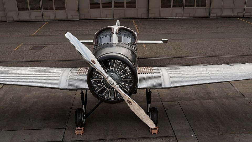Самолет Юнкерс Ф13 RimowaF13_002