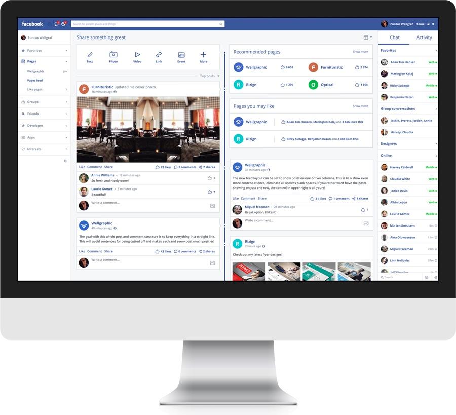 новый дизайн фейсбук_4
