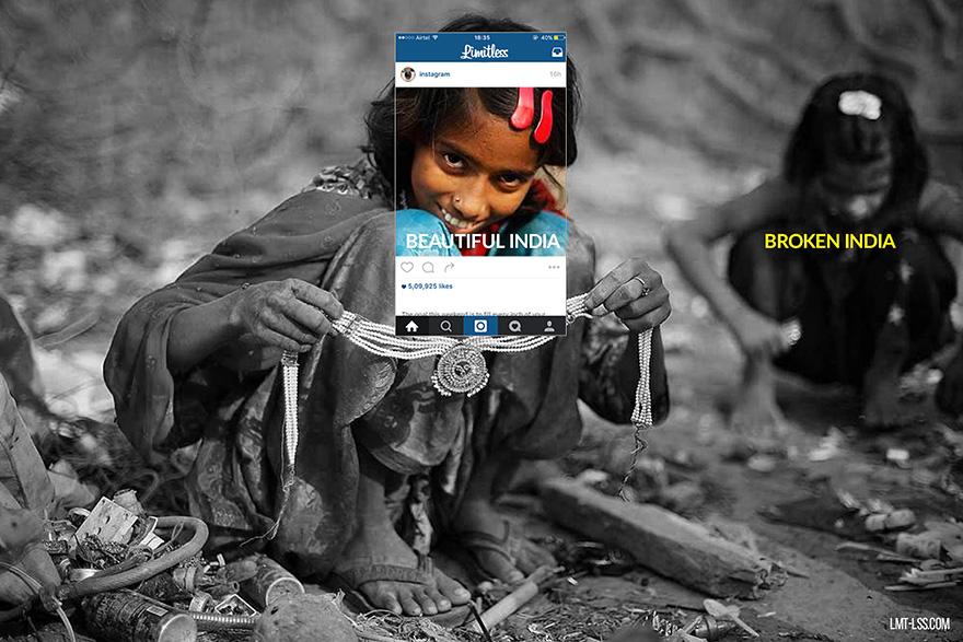 фото Индии, бедность, нищета-2