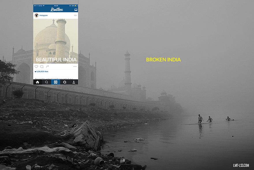 фото Индии, бедность, нищета-3