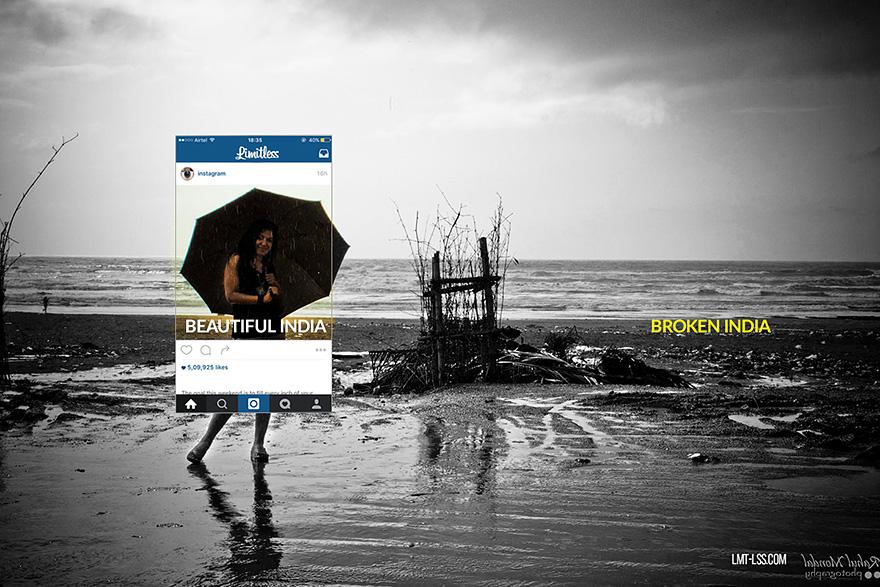 фото Индии, бедность, нищета-7