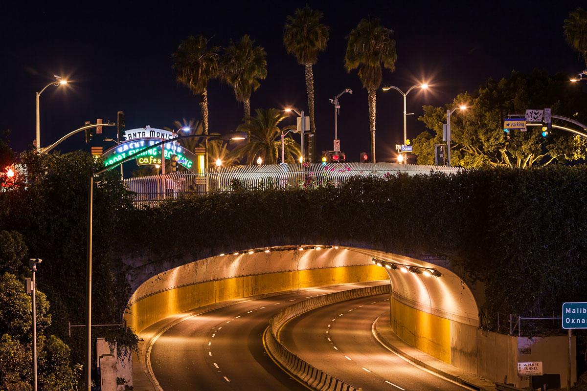 фотографии ночного Лос_Анджелеса-3