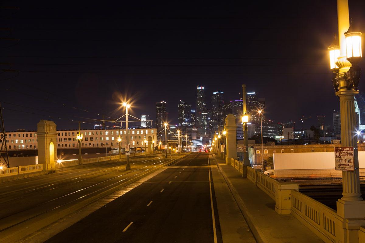 фотографии ночного Лос_Анджелеса-6