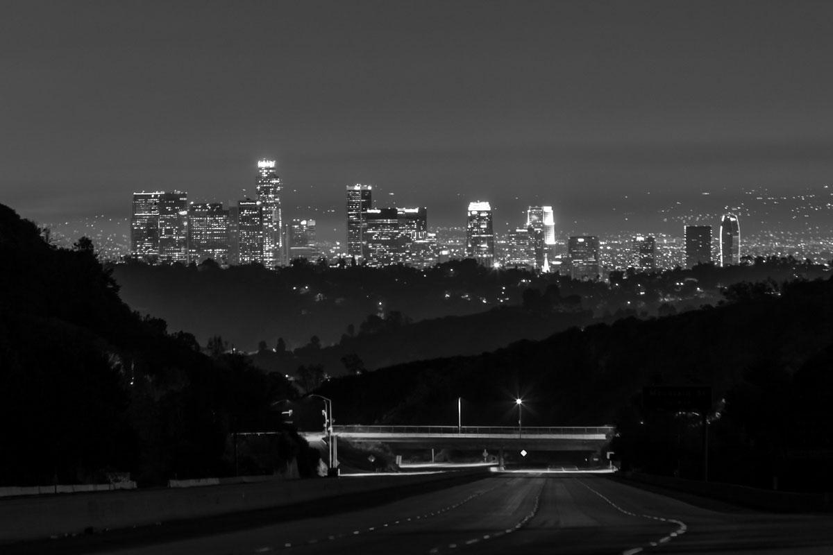 фотографии ночного Лос_Анджелеса-7