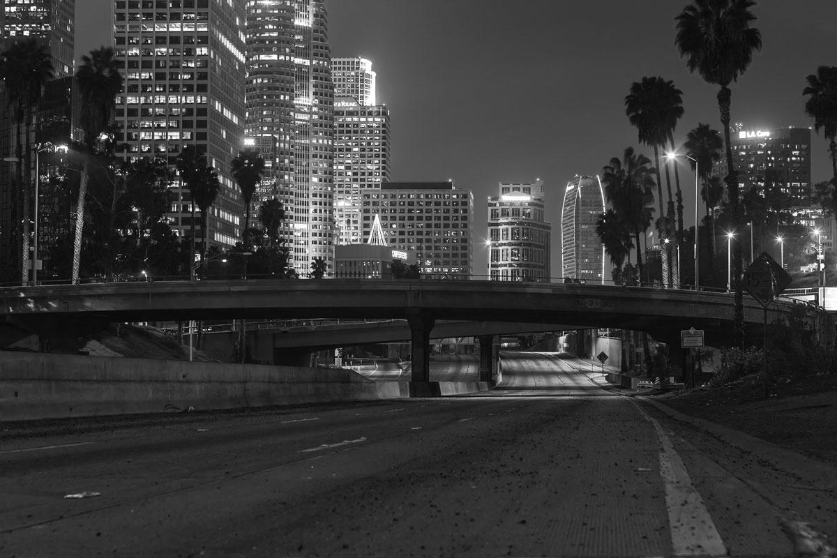 фотографии ночного Лос_Анджелеса-8